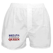 BREANA for queen Boxer Shorts