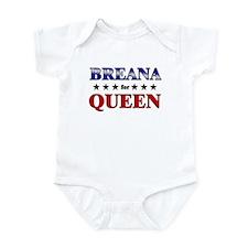 BREANA for queen Infant Bodysuit