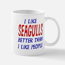 I Like Seagulls Mug