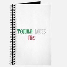 Tequila Loves Me Journal