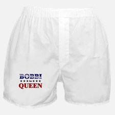 BOBBI for queen Boxer Shorts