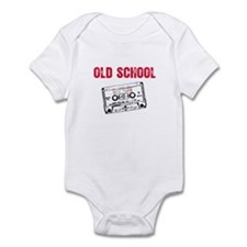 Old School Mix Tape Infant Bodysuit