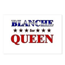 BLANCHE for queen Postcards (Package of 8)