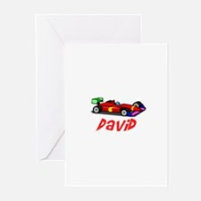 David Greeting Cards (Pk of 10)