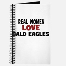 Real Women Love Bald Eagles Journal