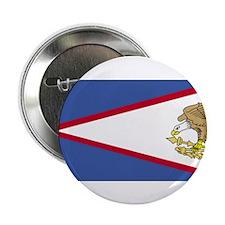 American Somoa Flag Button