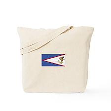 American Somoa Flag Tote Bag