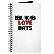 Real Women Love Bats Journal