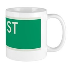 12th Street in NY Mug