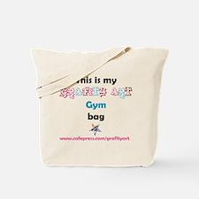 Lets Go . . . GYM Tote Bag