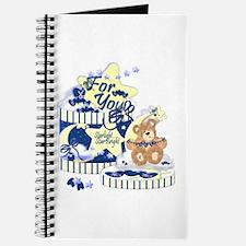 Starlight Starbright Bear Journal