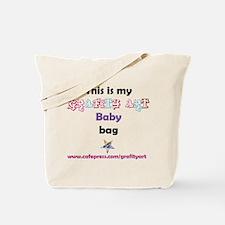 Lets Go . . . Tote BABY Bag