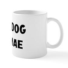 I Love My Dog Daisy Mae Mug