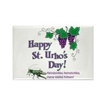 St. Urho's Day Rectangle Magnet (100 pack)