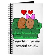 Couch Potato Love Journal