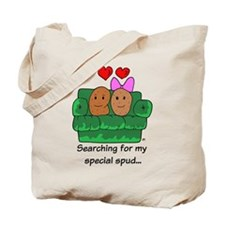 Couch Potato Love Tote Bag