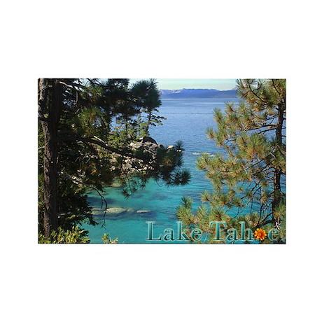 Beautiful Lake Tahoe California Magnet