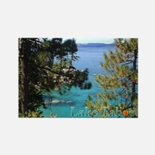 Beautiful Lake Tahoe California Magnet