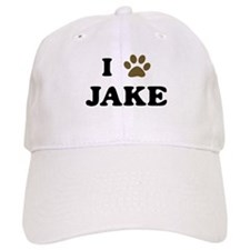 Jake paw hearts Baseball Cap