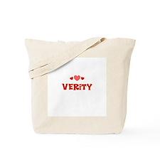 Verity Tote Bag