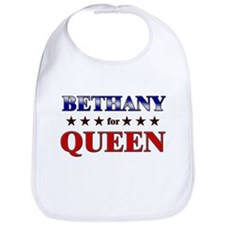 BETHANY for queen Bib
