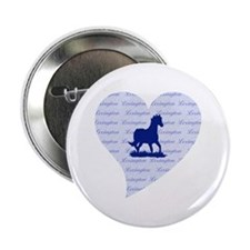 "Lexington Kentucky Horse 2.25"" Button"