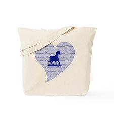 Lexington Kentucky Horse Tote Bag