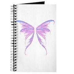 blue/ purple wings Journal