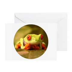 Froggy Greeting Cards (Pk of 10)
