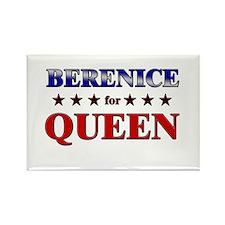 BERENICE for queen Rectangle Magnet