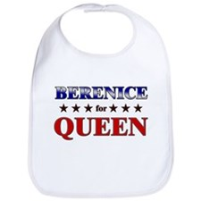 BERENICE for queen Bib
