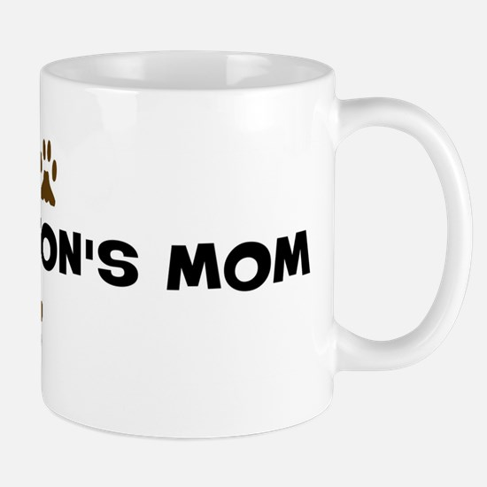 Mr Crouton Mom Mug
