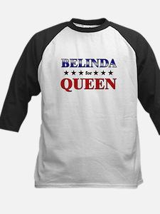 BELINDA for queen Kids Baseball Jersey