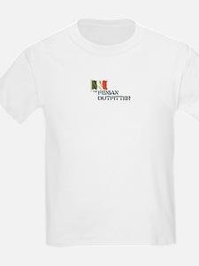 """The Fenian Outfitter"" Kids T-Shirt"