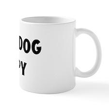 I Love My Dog Snoopy Mug