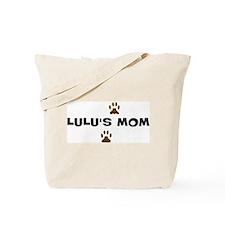 Lulu Mom Tote Bag