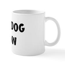 I Love My Dog Shadow Mug