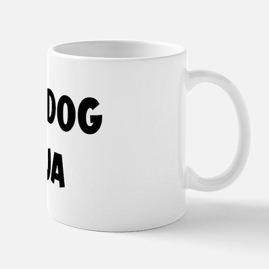 I Love My Dog Kahlua Mug