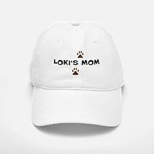 Loki Mom Baseball Baseball Cap