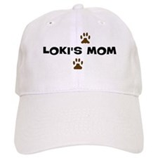 Loki Mom Baseball Cap