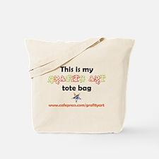 Lets Go . . . GRAFITY ART Tote Bag