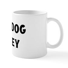 I Love My Dog Hershey Mug