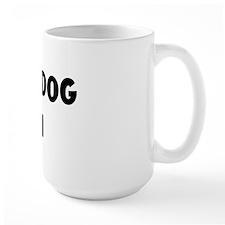 I Love My Dog Heidi Mug
