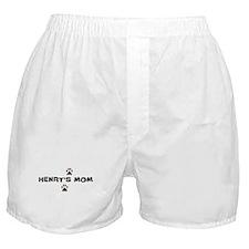 Henry Mom Boxer Shorts