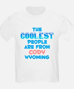 Coolest: Cody, WY T-Shirt