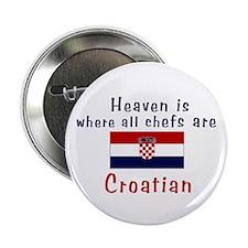 "Croatian Chefs 2.25"" Button"