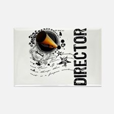 Director Alchemy Rectangle Magnet