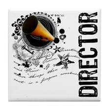 Director Alchemy Tile Coaster