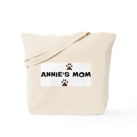 Annie Mom Tote Bag