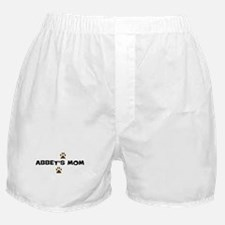 Abbey Mom Boxer Shorts
